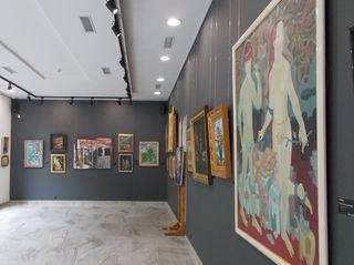 Мистецтво художників-емігрантів ХХ ст.