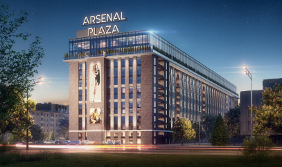 ARSENAL PLAZA