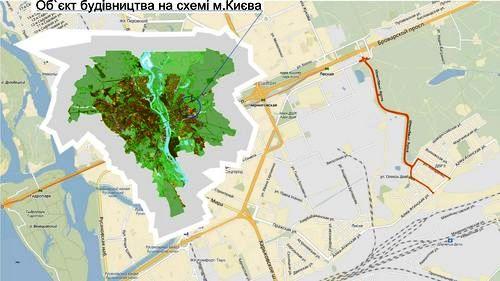 Будівництво дороги ДВРЗ - Броварський проспект