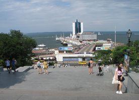В Одесі модернізували Воронцовський маяк