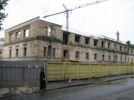 В колишніх казармах військово-сирітського відділення буде бібліотека