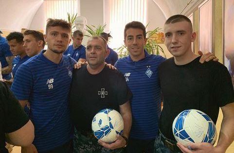 Today we met real heroes of Ukraine