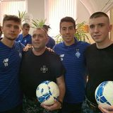 Сьогодні ми зустріли справжніх героїв України