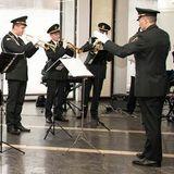 Військовий оркестр до Дня захисника України