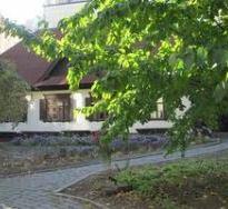 Літературно-меморіальний будинок–музей Тараса Шевченка в Києві