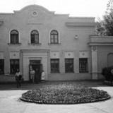 З історії ДВРЗ: лазня і центральна площа