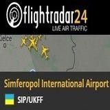 Flightradar24 і анексія Криму
