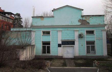 ДЮСШ-21, вул.Алматинська, 60