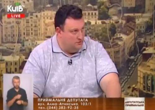 В Центрі культури на ДВРЗ буде прямий ефір з депутатом Павлом Тесленком