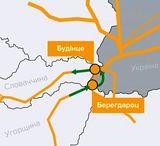 Україна вперше здійснила транзит газу між країнами Євросоюзу
