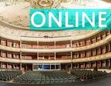 Шанувальникам театру влаштовують покази вистав онлайн