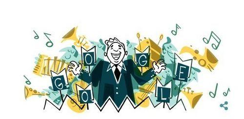 Google присвятив дудл 125-річчю Утьосова