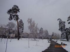 Зимовий березень у Соцмісті