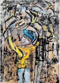 Український школяр здобув золоту медаль Всесвітнього конкурсу дитячого малюнку