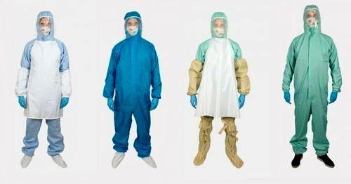 Текстиль-Контакт розпочав випуск захисних костюмів і масок
