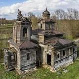 Фермер відновив 240-річний козацький храм