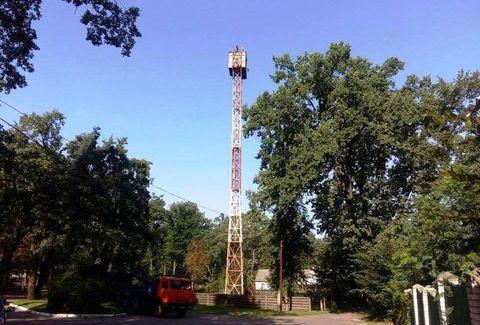 Дарницьке лісопаркове господарство встановило ще одну систему відеоспостереження