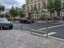 У місцевості ДВРЗ планують встановити паркувальні велосипедні стійки