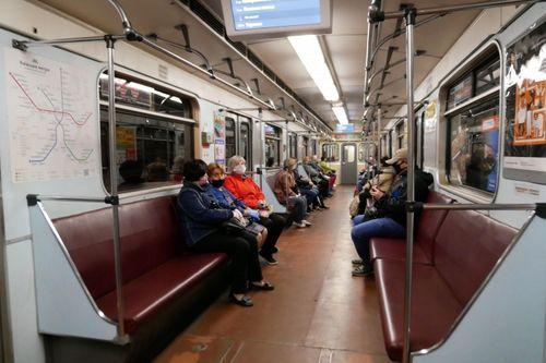 У Києві відкрилося метро