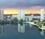 У Києві розчищатимуть озеро Тельбин