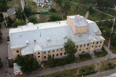 Дах Центру культури на ДВРЗ. Фото 2013 року