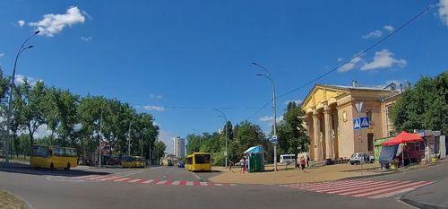 Вулиця Алматинська