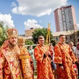 Парафія на честь великомученика і цілителя Пантелеімона, що на ДВРЗ, відзначила престольне свято