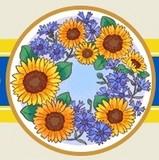 Google присвятив дудл до Дня незалежності - це вінок з квітів