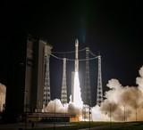 Ракета, створена за участі України, вивела на орбіту понад 50 супутників