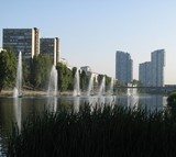 Київські фонтани працюватимуть до 30 вересня