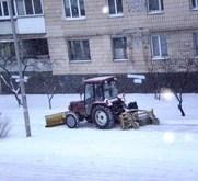 Хто розчищатиме взимку сніг на ДВРЗ?