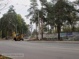 Реконструкція трамвайних колій на ДВРЗ виконана на 90%