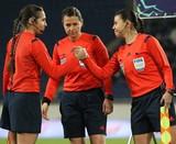 Украинская женская бригада арбитров назначена на матч Лиги Европы