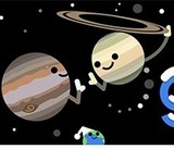 У найдовшу ніч року Юпітер і Сатурн наблизяться один до одного