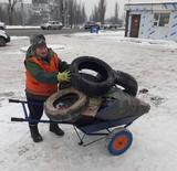 Київські зеленбудівці просять не засмічувати гірки