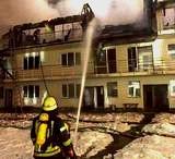 Подробиці пожежі 23 лютого на вулиці Літинській