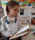 Шевченківський тиждень у школі 103 на ДВРЗ