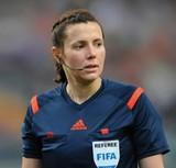 Катерина Монзуль стане однією з перших двох арбітрів-жінок, які проведуть матчі чемпіонату світу серед чоловіків