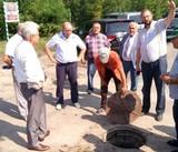 Влітку планують обстежити каналізацію приватного сектору ДВРЗ