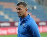 Тренер сборной Украины по футболу: `Меня реакция в России на нашу форму вообще не интересует`