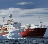Научный ледокол James Clark Ross осенью придет в Одессу, а зимой отправится в Антарктиду