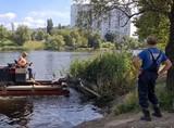 Труксор на озері Тельбин