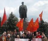 Святкування дня народження Леніна
