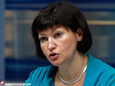 Заступник голови адміністрації президента України Ірина Акімова