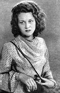 Ліна Костенко, 1948 рік