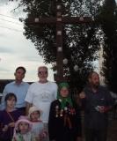 На братських могилах ставлять хрести