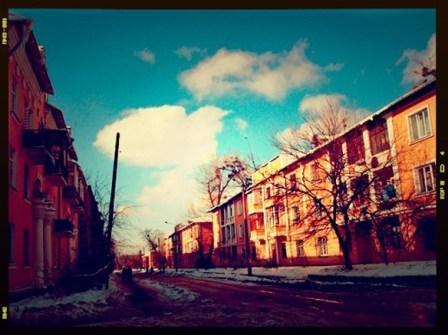ДВРЗ, вулиця