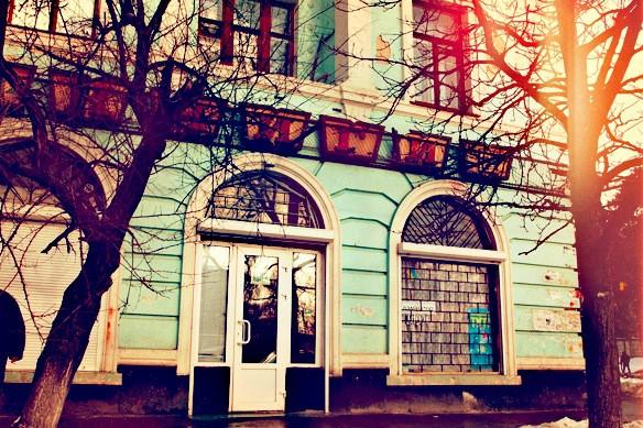 Київ, ДВРЗ, книгарня. Фото Софії Мамчич