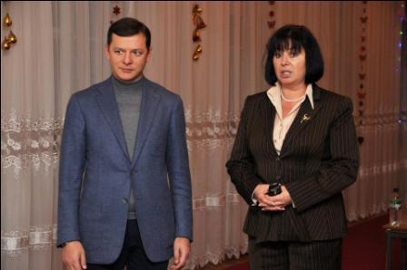 Олег Ляшко в д/с 700 на ДВРЗ