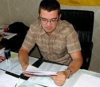 Начальник ЖРЕО-415 Олег Григорович Проценко
